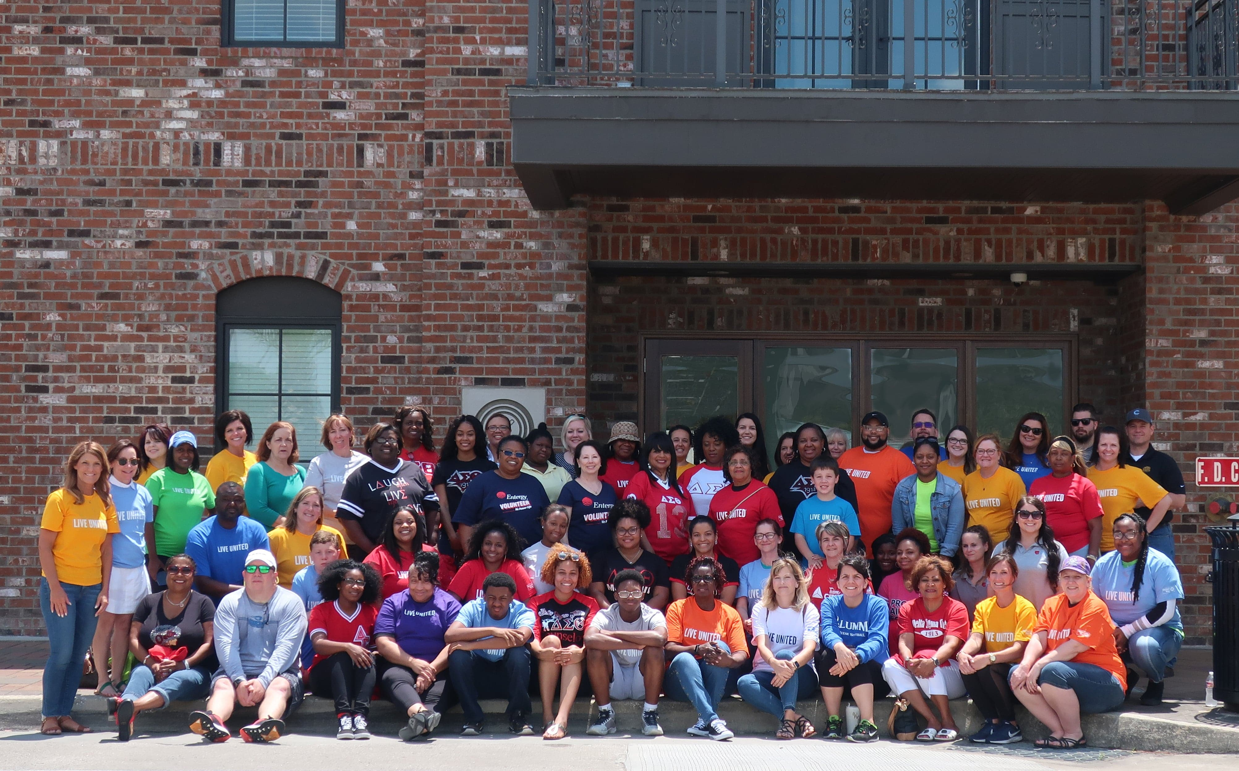 Day of Caring for End Child Hunger - Volunteers
